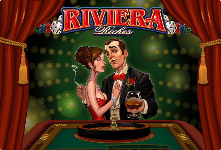 Riviera Riches Mobile Pokies