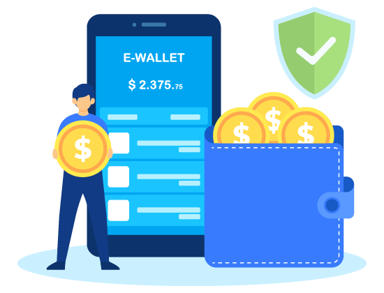 E-wallets – Casino Bonuses Guide